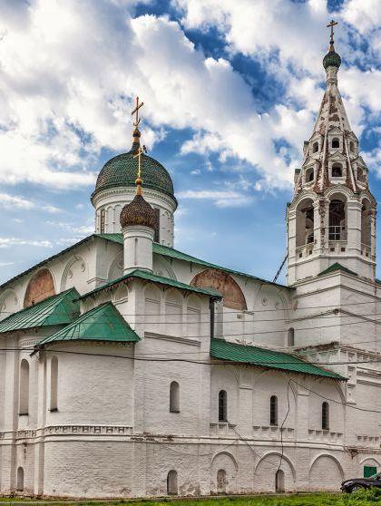 Экскурсия в церкви Николы Надеина  12+