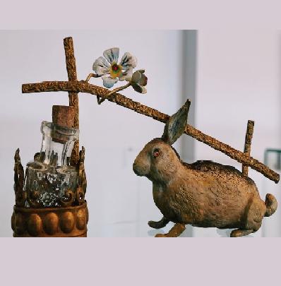 Флакон. Парфюмерные сосуды из собрания музея