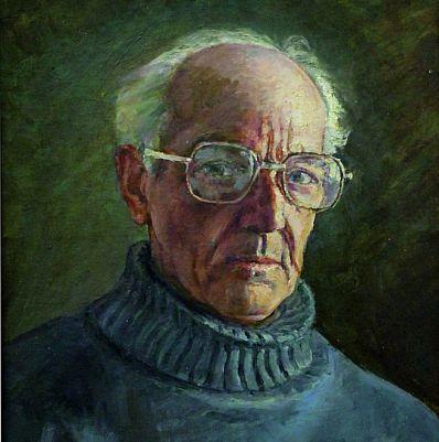 Адам Адамович Шмидт (1921-2011) «Палитра жизни»