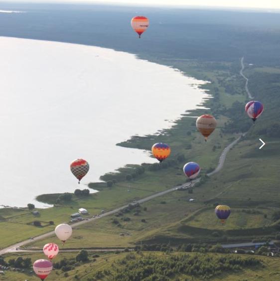 Фестиваль воздухоплавания «Золотое кольцо России»