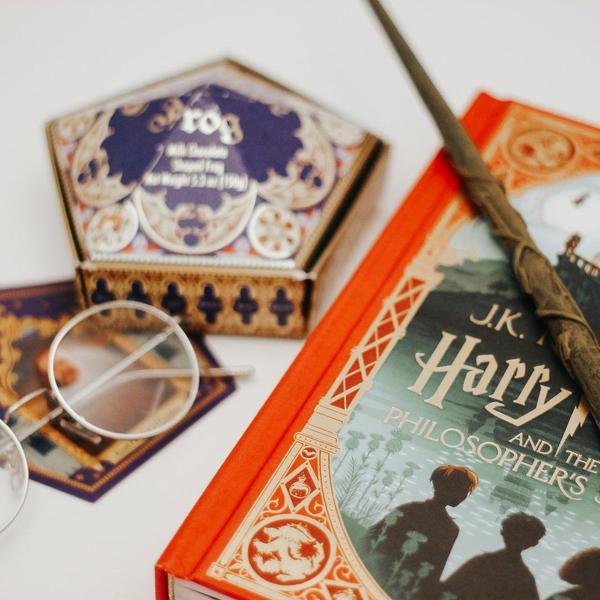 Познавательная программа ко дню рождения Гарри Поттера «Волшебник из дождливой Англии»