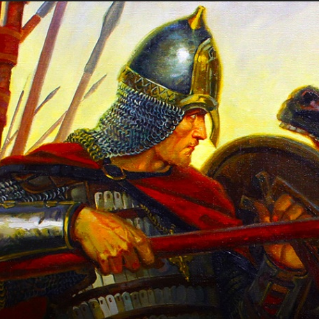 Александр Невский в изобразительном искусстве. К 800-летию со дня рождения благоверного князя