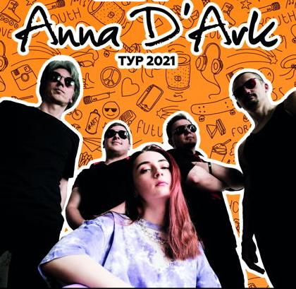 ANNA D'ARK