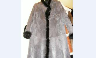 Теплая одежда любого размера - дубленки, которые всегда в моде