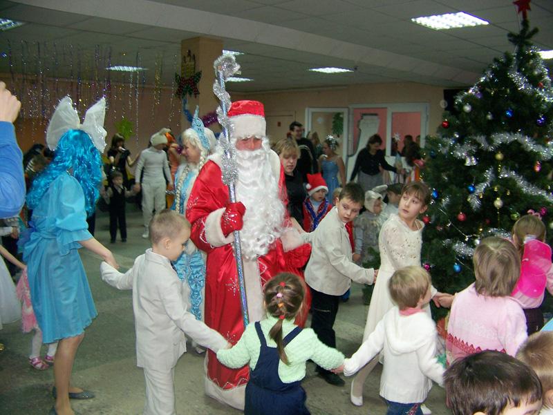 Мероприятия на новый год в школу