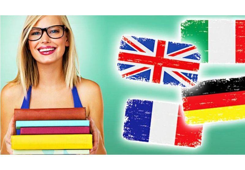Красота иностранного языка
