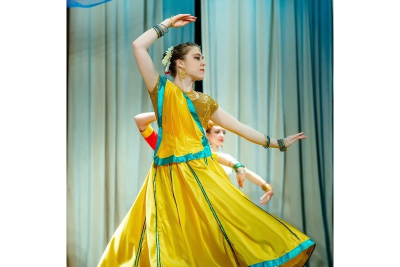 Индийские танцы для свадьбы