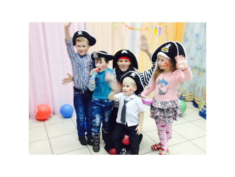 Детский развлекательный центр детских праздников