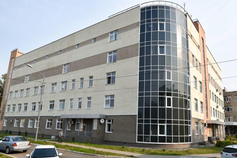 1 я городская больница в москве